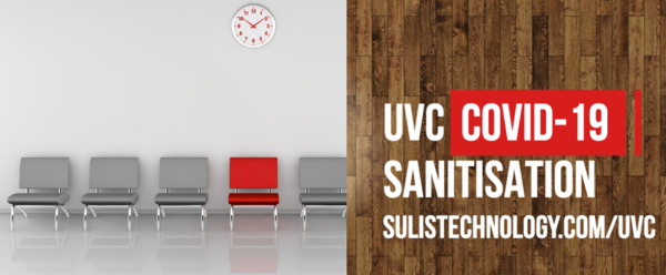Safeguard Your Clients, Staff and Reputation with High Powered UVC Cleaning