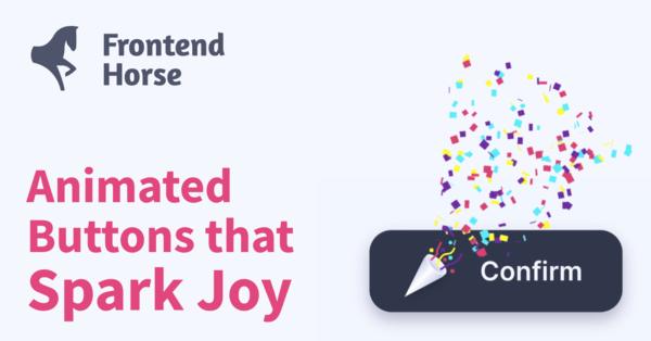 Buttons that Spark Joy