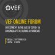 Investment in the age of COVID-19: Raising Capital during a Pandemic — Vancouver Enterprise Forum