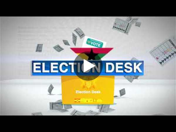 GhanaWeb launches Election Desk this week to bring you all sides of the election story