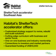 [CALL FOR APPLICATIONS] ShelterTech Accelerator Southeast Asia | Villgro Philippines