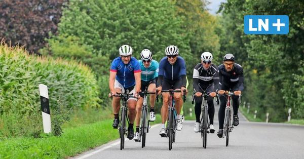 Rennradwoche mit Olympiasieger Mario Kummer: So gut kann man in Ostholstein trainieren