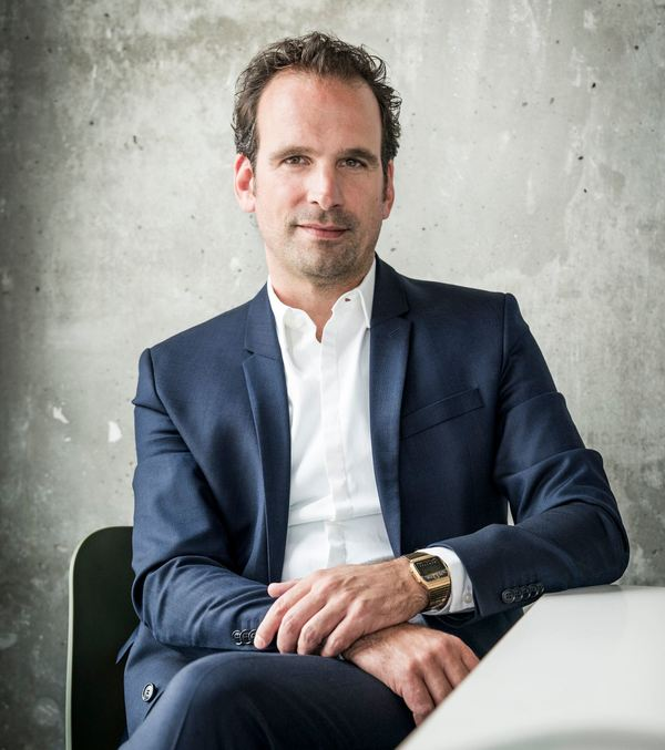 Der Architekt Andreas Michels. Foto: Florian Buettner