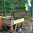 Geesthacht:  Entrüstung über abgebrannten Tauschwagen