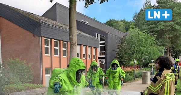 Gift-Alarm in Geesthacht:Rehabilitationsklinik evakuiert