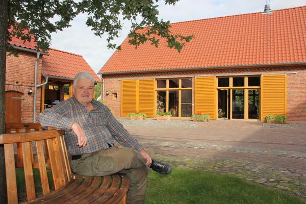 Seit 2018 verkauft der gebürtige Bayer Michael Nagl bundesweit Wild aus dem Havelland. Foto: Christin Schmidt