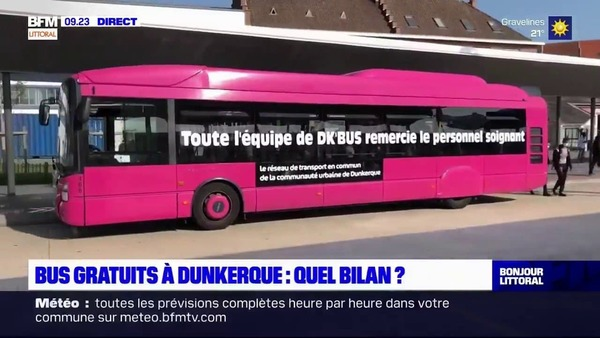 Bus gratuits à Dunkerque: quel bilan ? - Gratis bussen in Dunkerque: wat is het resultaat?