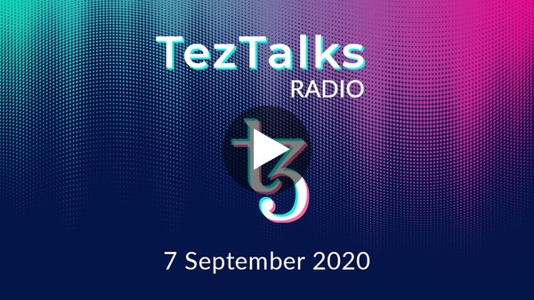 TezTalks Radio EP9: STO Developments, Kiln for macOS, DID on Tezos, and Delphi