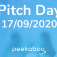 Pitch Day Peekaboo (September 17th, 2020 @ 6PM)