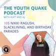 005 - Nikki Ragush, Slacklining, and Birthday Parades   Podcast on Spotify