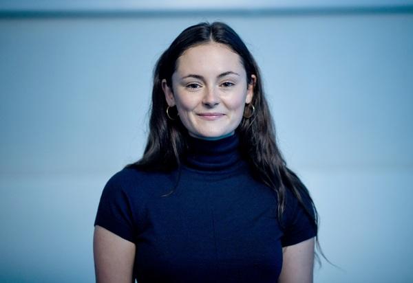Schauspielerin Lea van Acken