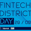 Fintech District Day (September 29th, 2020 @ 6PM)