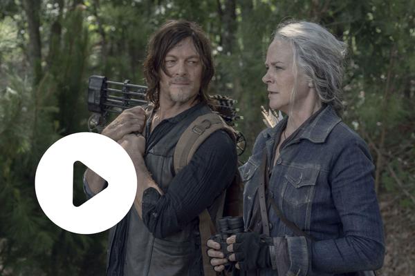Streaming — Lo del final de 'The Walking Dead' (y de Guadagnino)