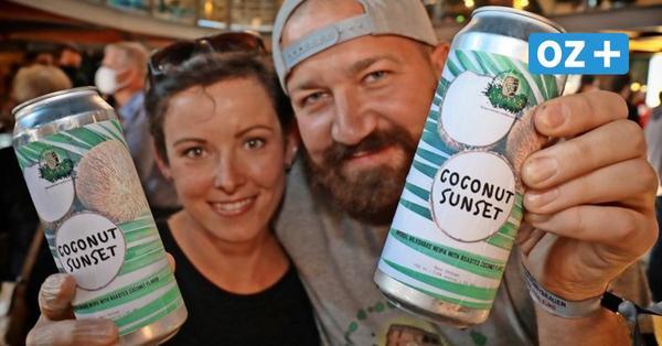 Hobby-Bierbrauer-Meisterschaft in Stralsund: Sieger überzeugen mit Farbe und Kokosnuss