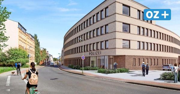 Stralsund: Darum wird das neue Polizeigebäude auf Pfählen gebaut