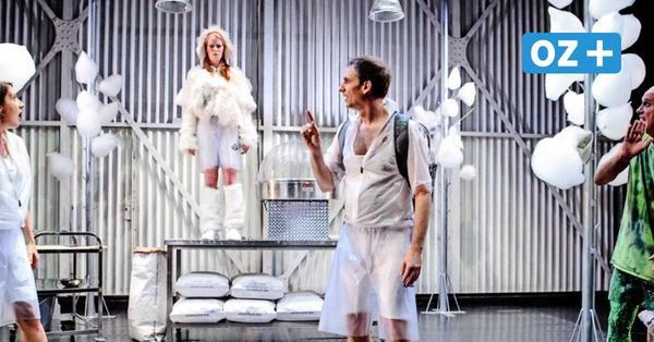 Neues Theaterstück in Stralsund über bedingungsloses Grundeinkommen