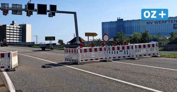 Vollsperrung der Rügenbrücke: Das sollte man als Autofahrer jetzt wissen