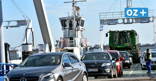 Wegen Rügenbrücken-Sperrung: Reederei erhöht Takt der Rügen-Fähre