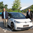 Autostadt: VW liefert ersten ID.3 an Kunden aus