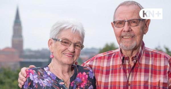 Gnadenhochzeit in Kiel: Ehepaar Nogens ist 70 Jahre verheiratet