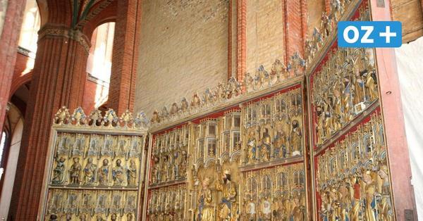 Altare, Gemälde und eine Uhr: Das sind Mecklenburgs Kirchenschätze