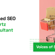 Product Led SEO - Eli Schwartz // SEO Consultant