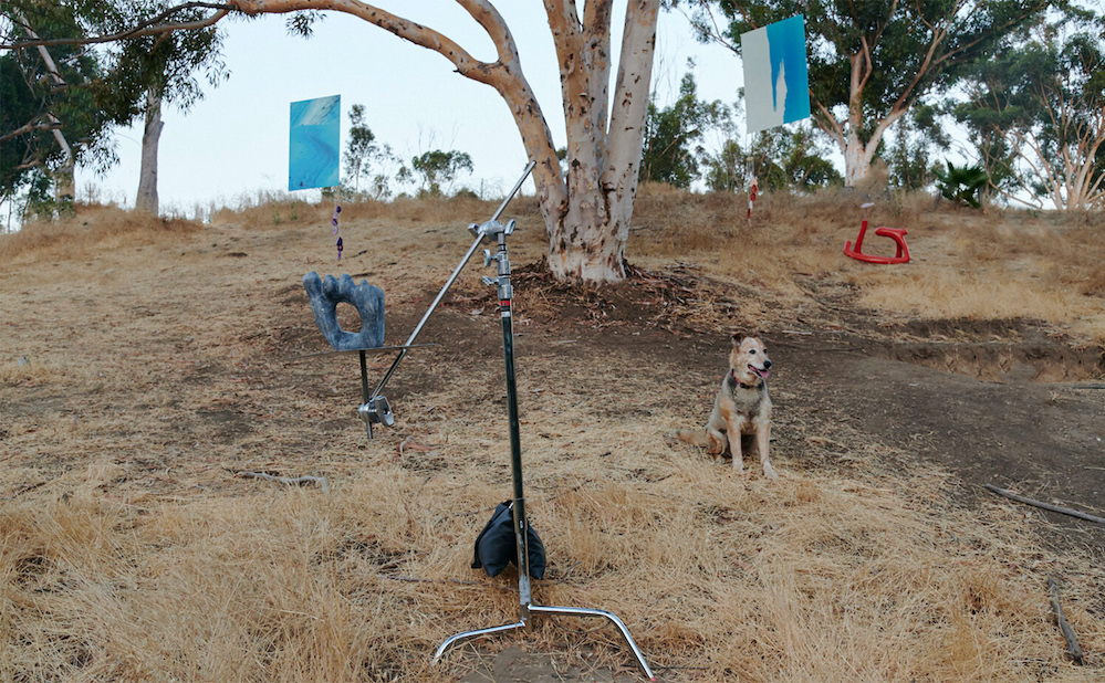 Outback Arthouse will have an installation at Elysian Park that will also be viewable on the OPaf site (image courtesy Outback Arthouse and OPaf)