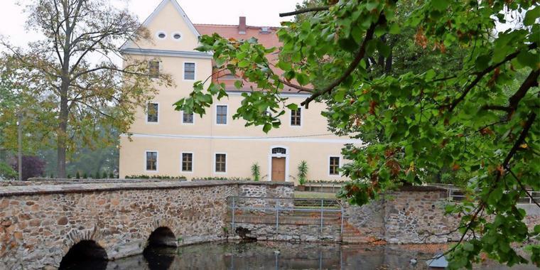 Zum Tag des Geotops am 20.September steht das Röcknitzer Herrenhaus im Mittelpunkt des Geschehens. Quelle: Kai-Uwe Brandt