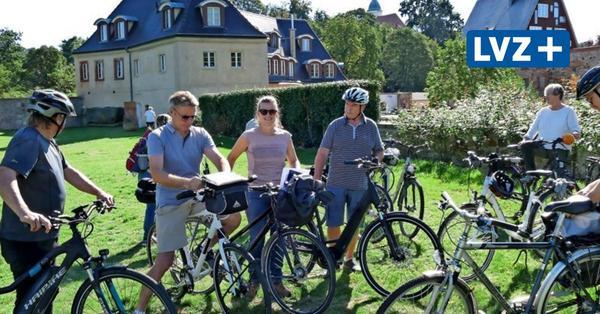 Fahrradtour entlang der schönsten Privatgärten an der Mulde