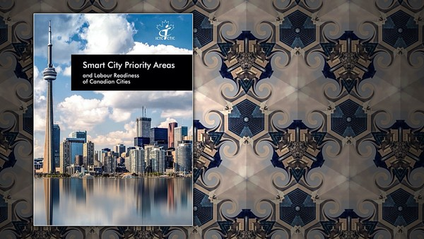 Smart City Priority Areas and Labour Readiness of Canadian Cities