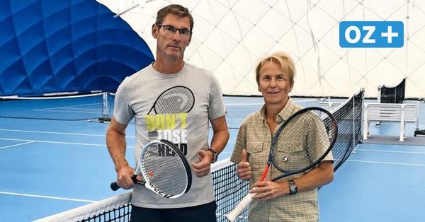 Tenniszentrum Roggentin drei Jahre am Markt: So will die Chefin noch mehr Gäste locken