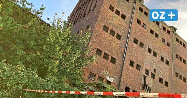 Greifswalder Hafenstraße: Warum darf dort niemand mehr lang?