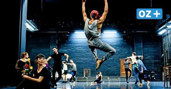 Der Tanz beginnt: Auftakt fürs Ballett am Theater Vorpommern
