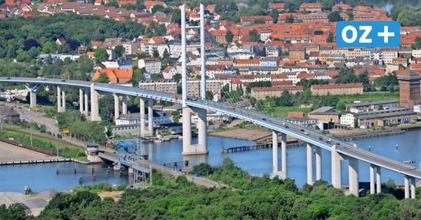 Achtung Autofahrer: Weiterhin Behinderungen auf der Rügenbrücke