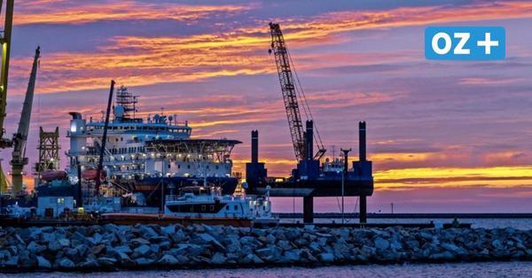 Nord Stream2: Merkel will Engagement der CDU in Sassnitz unterstützen