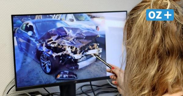 Unfallwagen nur aufgemotzt? Streit um Autoverkauf in Greifswald