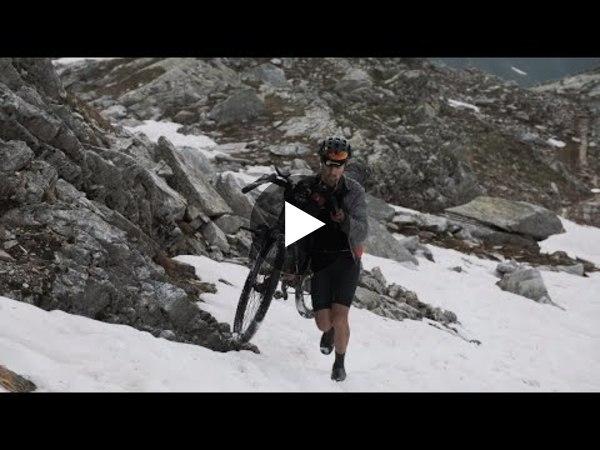 rEUnion - Max's gravel bike journey from Salzburg to Tilliacher Joch