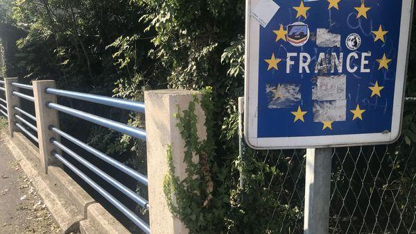 Le Nord et le Pas-de-Calais en zone rouge - Franse departementen langs grens kleuren rood