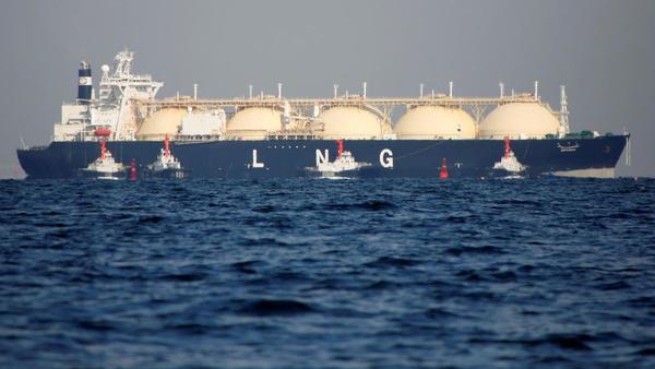 Nord Stream 2: Scholz bietet USA Bau von Flüssiggasterminals an