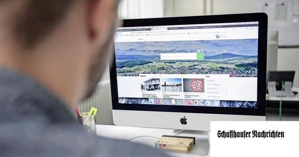 Ein Homepage-System, das Fragen aufwirft
