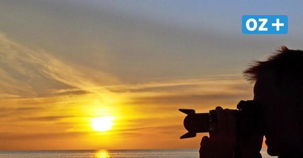 So wirken sich die Waldbrände in Kalifornien auf unsere Sonnenuntergänge in MV aus