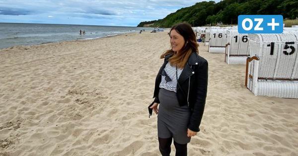 So verbringt Rügens Radio-Star Nora Sanne die letzten Wochen vor der Geburt
