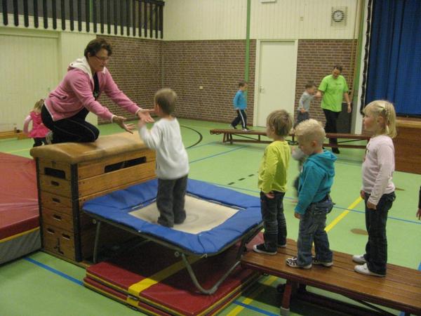 Juf Hanneke verlaat DIO gym-en trimvereniging na 20 jaar