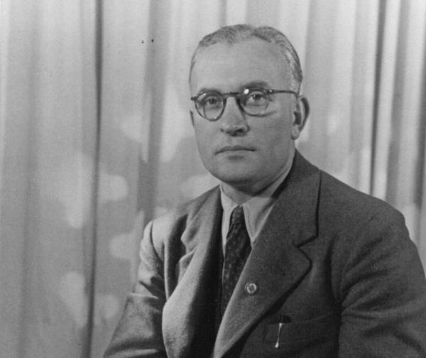 Walter Paul war Oberbürgermeister von 1945-51. Foto: Stadtarchiv Potsdam