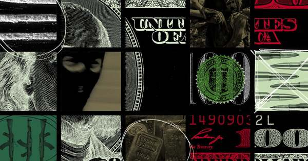 Secret Documents Show How Criminals Use Big-Name Banks To Finance Terror And Death, And The Government Doesn't Stop It