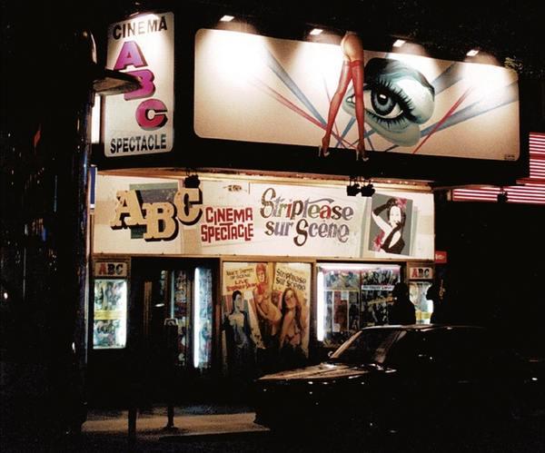 Binnengluren in het pornopaleis: flashback op 40 jaar Cinema ABC | BRUZZ