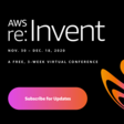AWS re:Invent will be virtual and free! - from AWS