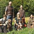 Lauenburgische Suchhunde gegen Ausbreitung der Schweinepest
