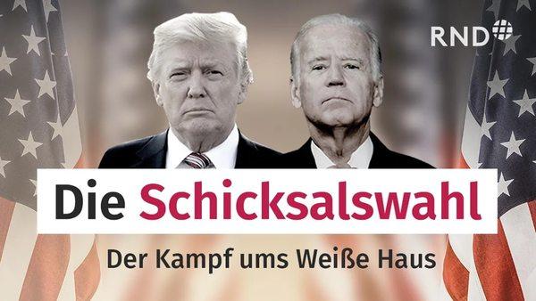 Kennen Sie schon das USA-Update? Unser Newsletter zur Schicksalswahl zwischen Trump und Biden