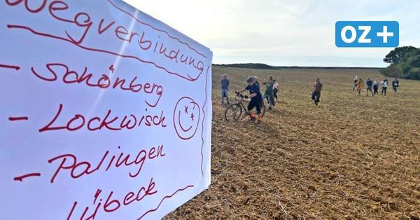 Nordwestmecklenburger wollen verschwundenen Rad- und Wanderweg retten